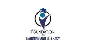 Foundation for learning and literacy logo